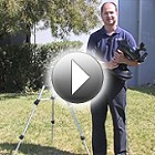 Overview Orion StarBlast AutoTracker Altazimuth Mount Tripod
